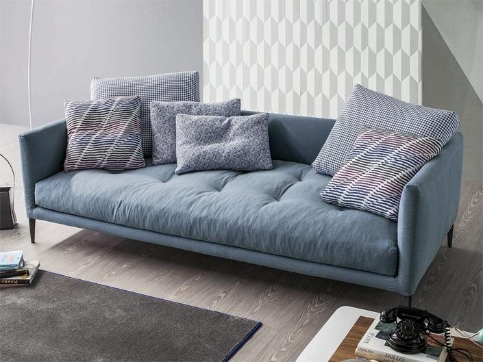 σαλόνι, καναπές