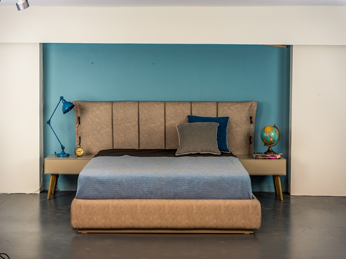 κρεβάτι, κρεβατοκάμαρα